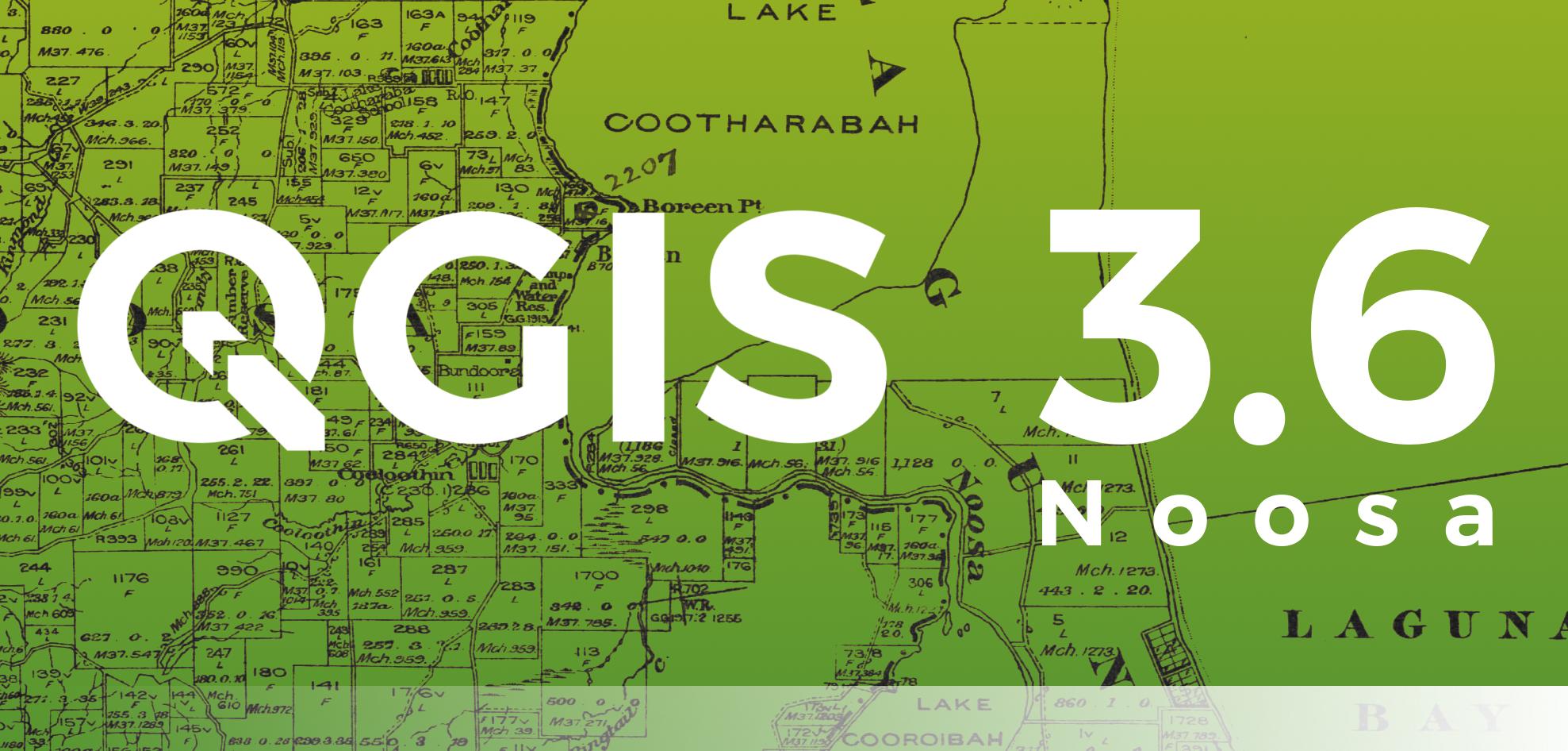 QGIS 3.6